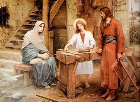 "Maggio: ""Ad Jesus per Mariam"""