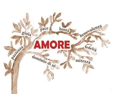 I comandamenti dell'Amore: una scelta di vita