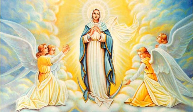 15 Agosto: l'Assunzione della Beata Vergine Maria