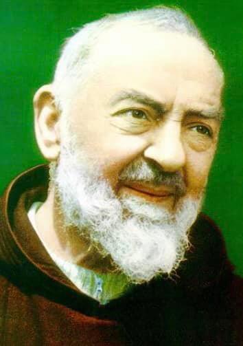 23 Settembre S.Pio Santa Messa ore 19,00