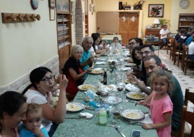 Ritiro 2018 Passolanciano - Si mangiaaa!